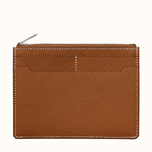 Cartera City zippé