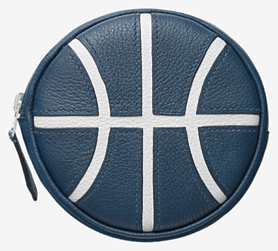 Basketball change purse -