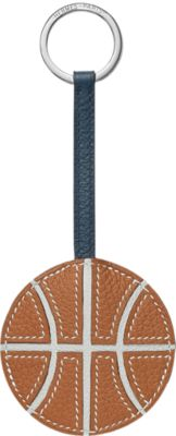 Basketball key ring