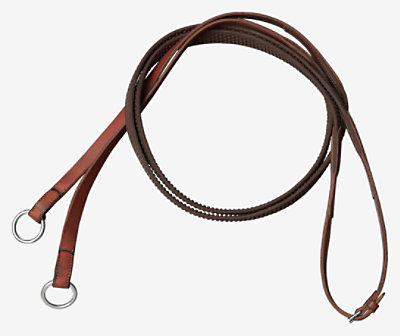 Pair of ultra flexible reins -