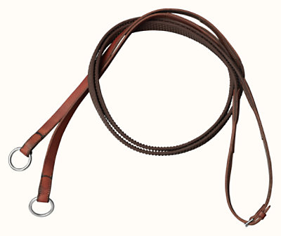 Pair of ultra flexible reins