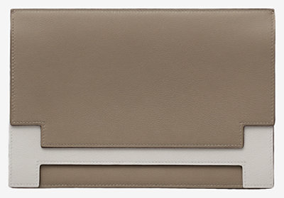 Multiplis Hermes clutch -