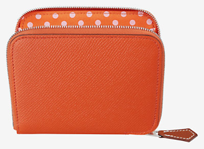Silk'in Compact wallet -