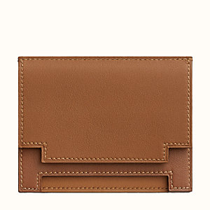 Multiplis Hermes card holder