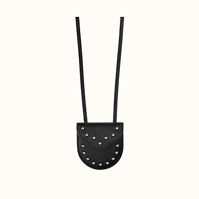 Carnaby pouch necklace