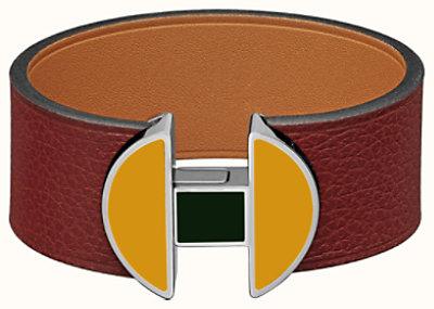 79360e5a7e13 Bijoux en cuir pour Femme, découvrez les nouveautés - Hermès