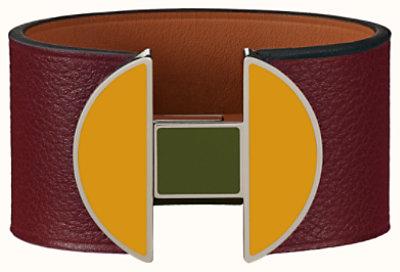 b16f4212d451 Bijoux en cuir pour Femme, découvrez les nouveautés - Hermès