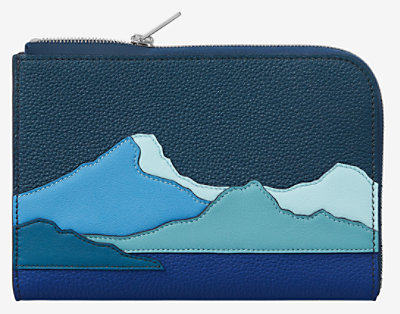"Remix Duo ""Endless Road"" wallet -"