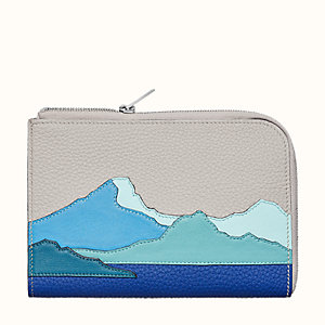 "Remix Duo ""Endless Road"" wallet"