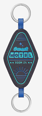 Room 24 key ring -