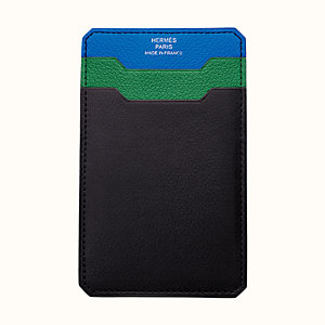 City 3CC colorblock card holder