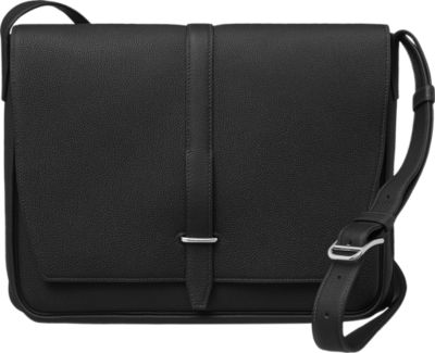 Steve light messenger bag