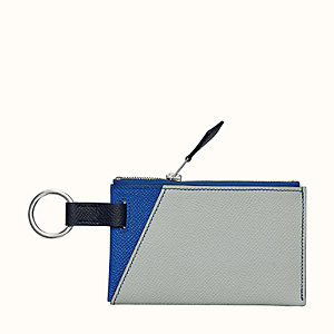Vertige mini colorblock card holder