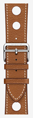 Armband Apple Watch Hermès Single Tour 44 mm Rallye -