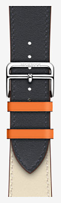 Apple Watch Hermès Strap Single Tour 44 mm -