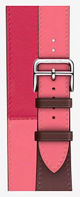 Armband Apple Watch Hermès Double Tour 40 mm -