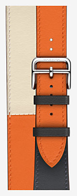 Bracelet Apple Watch Hermès Double Tour 40 mm -