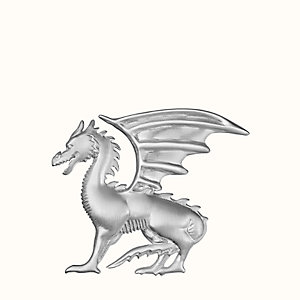 Broche Talismans Dragon Ailé