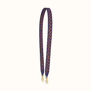 Sangle Zigzag 25 mm bag strap