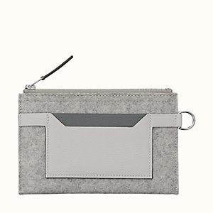 Toodoo mini colorblock change purse