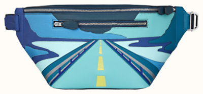 "Cityslide ""Endless Road"" belt bag"