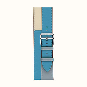 Armband Apple Watch Hermès Double Tour 40 mm