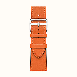 Band Apple Watch Hermes Single Tour 44 mm Attelage