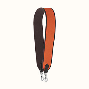 Sangle Wooly 50 mm bicolore bag strap