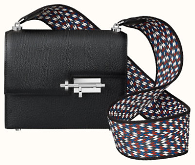 Verrou mini strap bag