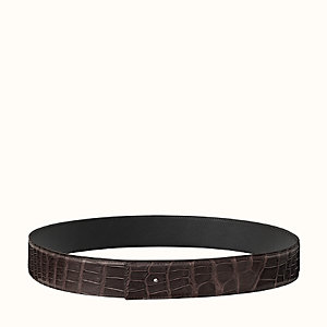 Leather strap 38 mm