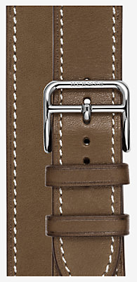 Cape Cod Watch Strap Double Tour, 29 x 29 mm, short -