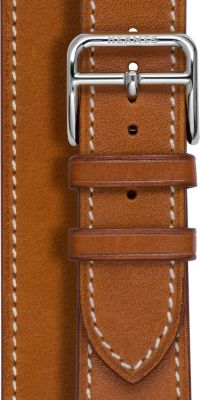 Cape Cod Watch Strap Double Tour, 29 x 29 mm, short