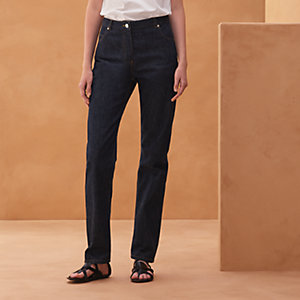 5-Pocket-Hose aus Denim