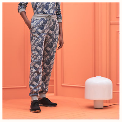 """Bride de Cour"" drawstring pants"