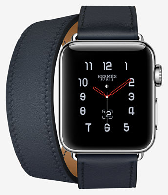 Apple Watch Hermès Series 3 Double Tour 38 mm -