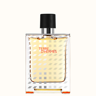 Terre d'Hermes Eau de toilette H Bottle limited edition