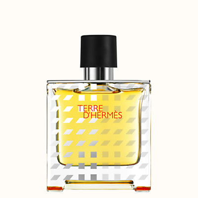 Terre d'Hermes Parfum H Bottle limited edition