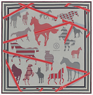 Clan equestre scarf 100 -