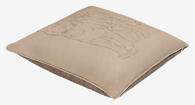 Croquis de Tigre pillow -