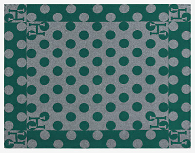 Avalon Dots throw blanket -