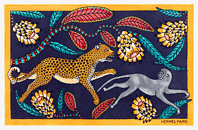 Savana Dance beach towel -
