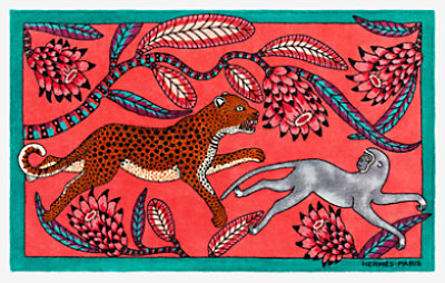 Savana Dance Beach Towel