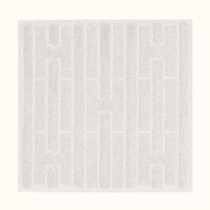 Labyrinthe square towel