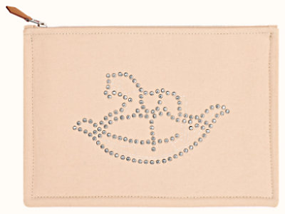 Cheval a Bascule pouch, medium model