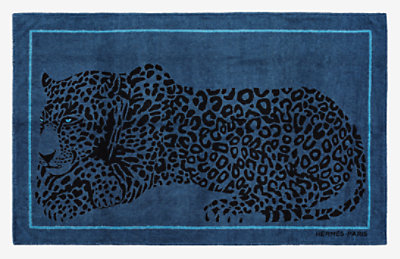 Cheetah beach towel -