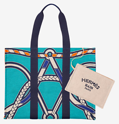 Tressages Marins beach bag -