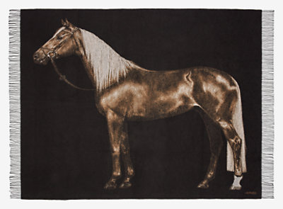 Plaid Cheval Palomino -