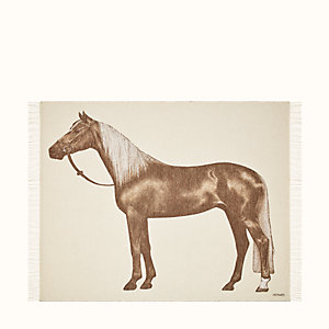 Plaid Cheval Palomino