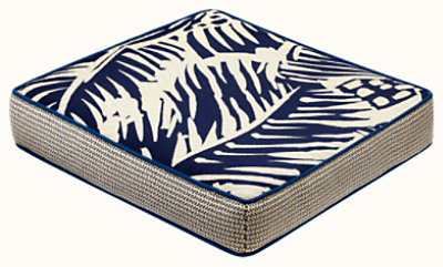 Feuillage Vague floor  cushion