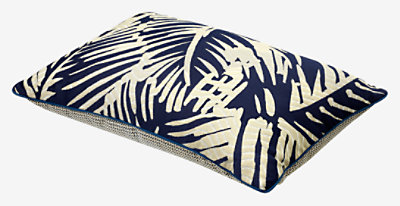 Feuillage Vague pillow -